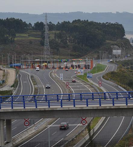 infraestructuras en el Concello de Arteixo