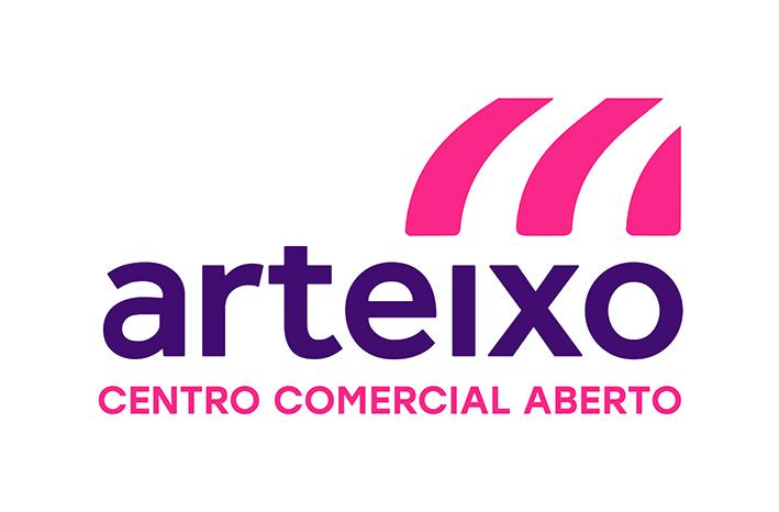 nuevo logotipo de Arteixo CCA