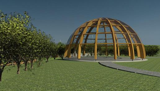 nueva parque en Arteixo centro urbano