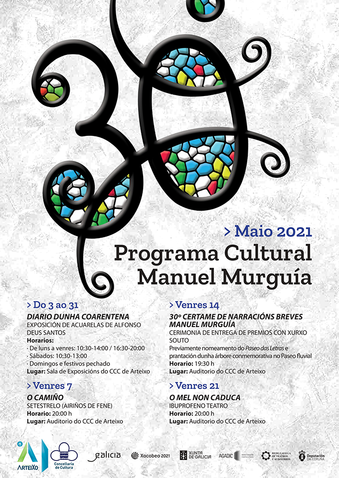 premios Manuel Murguía 2021 Arteixo