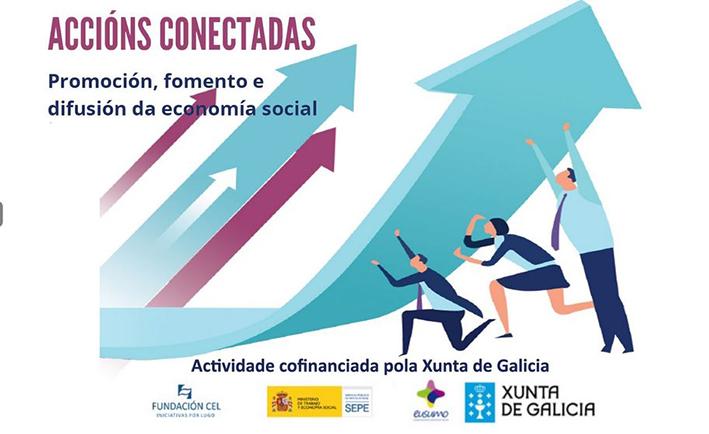 acciones conectadas para promover la economía social